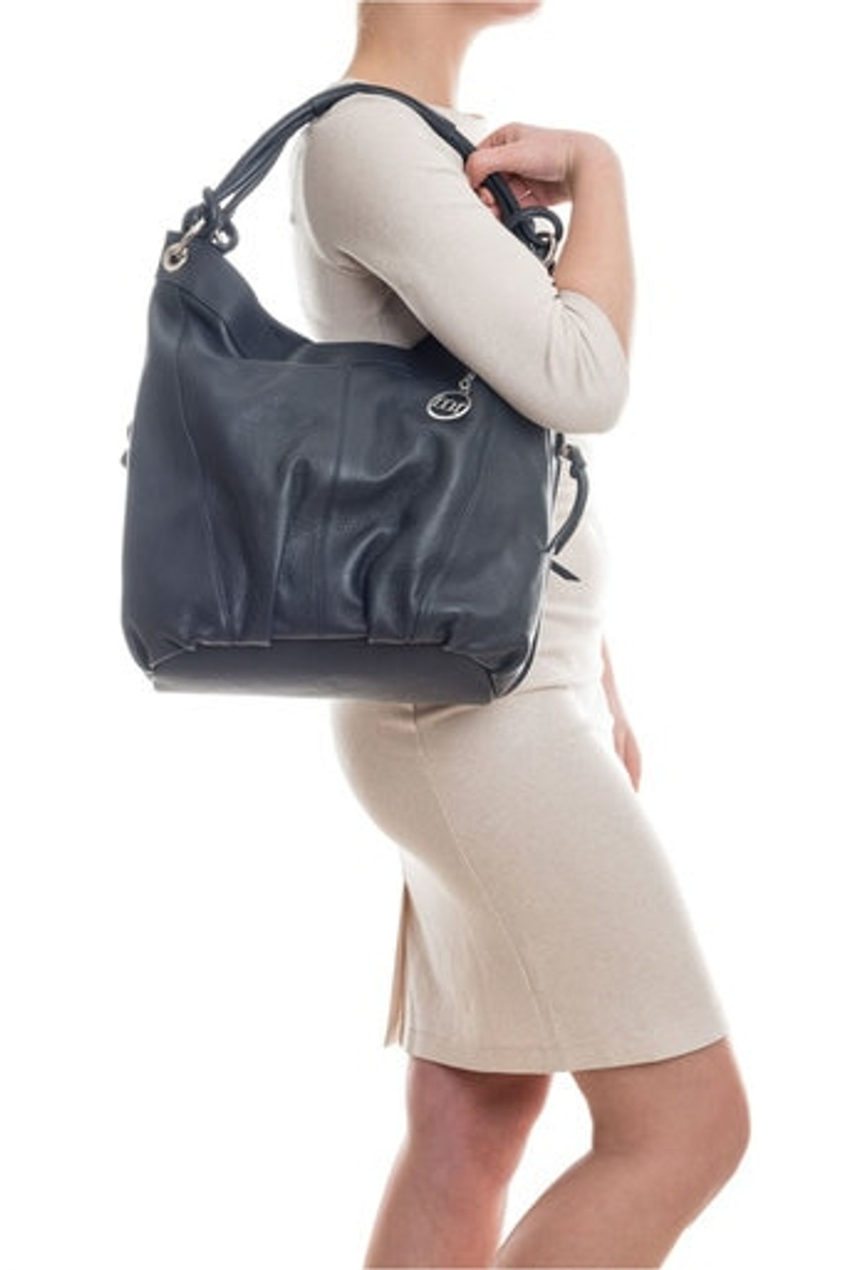 Genuine Cow Leather Evening Bag WB113004