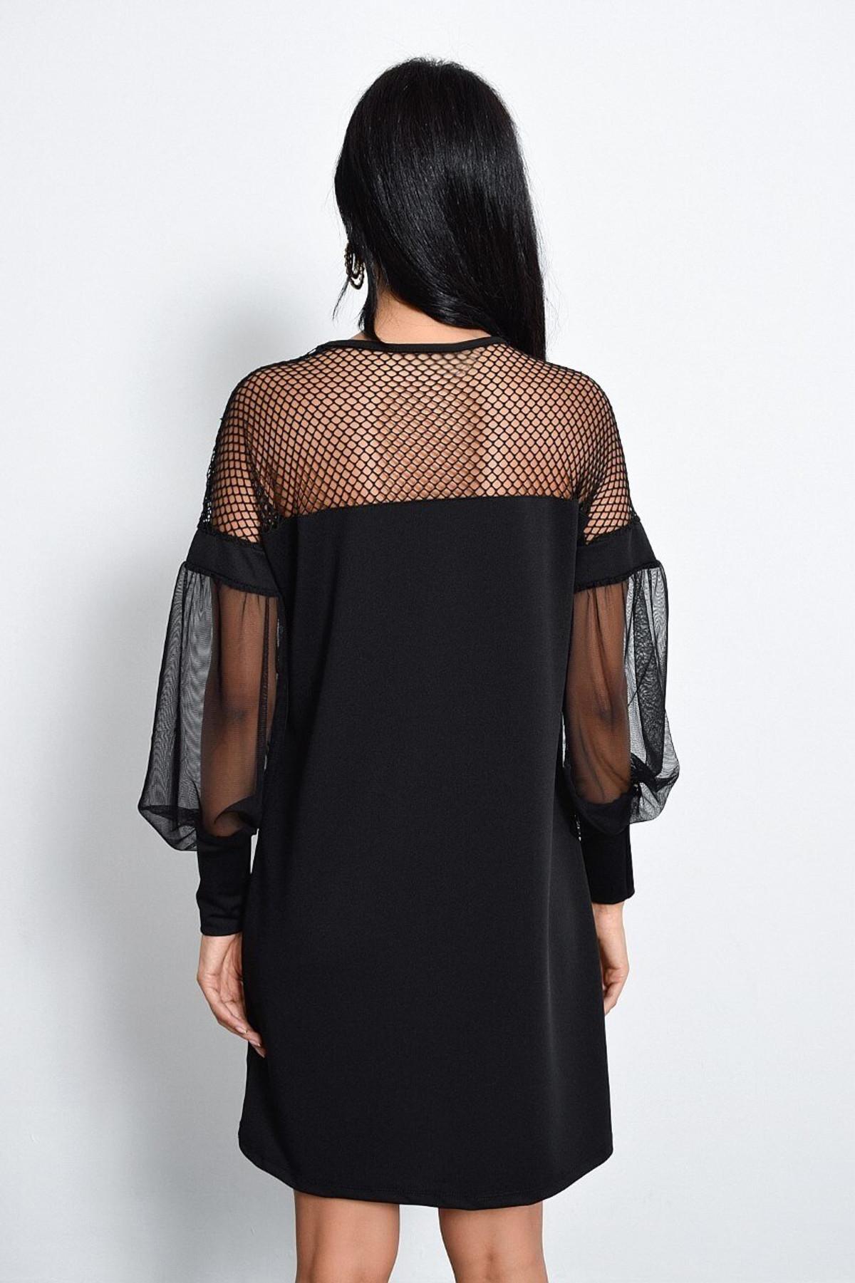 Bambina Mia Dress BBM00119-SIYAH
