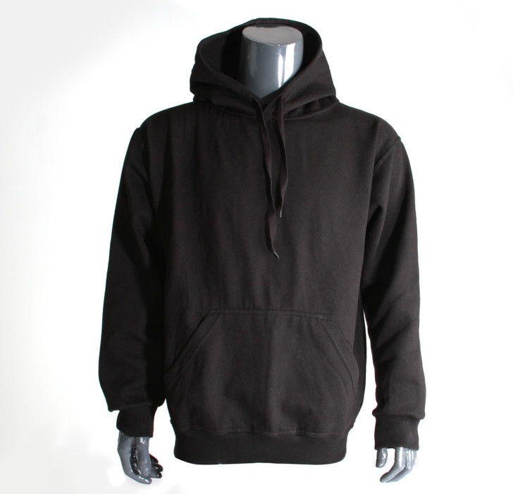 Promo fleece hoodie with pocket