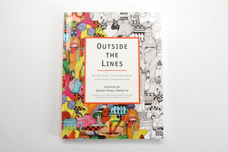 Outside The Lines Souris Hong-Porretta