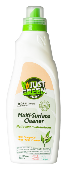 Just Green Organic Multi Surface Cleaner Concentrate