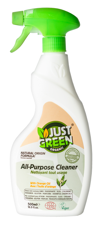 Just Green Organic All-Purpose Cleaner Spray