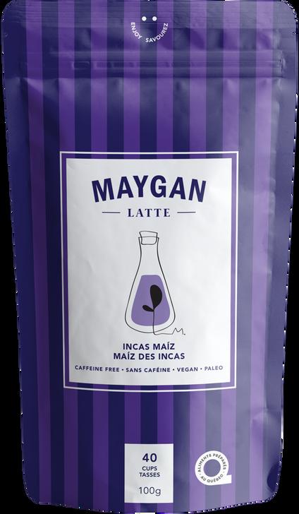 Natural Vegan Superfood Latte - Incas Maiz