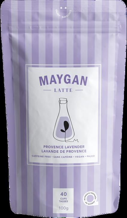 Natural Vegan Superfood Latte - Provence Lavender