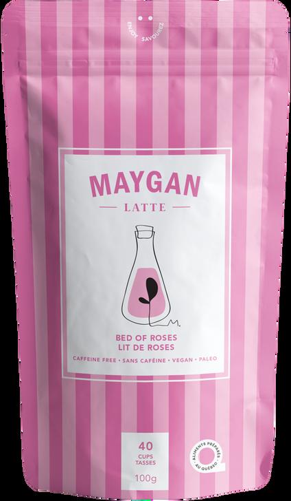 Natural Vegan Superfood Latte - Bed of Roses