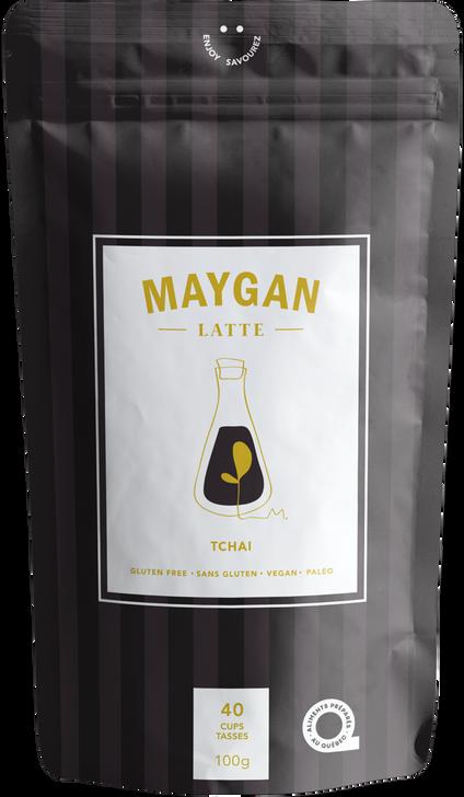 Natural Vegan Superfood Latte - Tchai