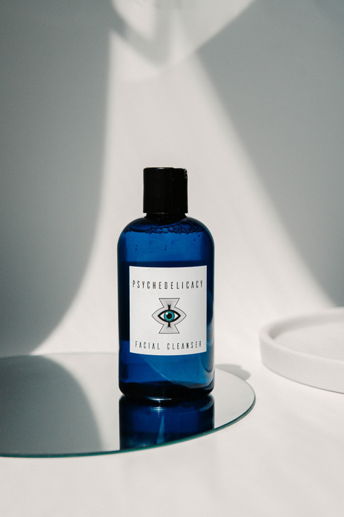 CBD Infused Facial Cleanser 8 oz.