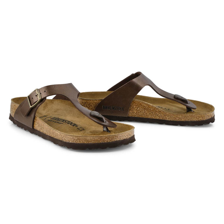 Ladies Leather Gizeh BIRKENSTOCK Sandal