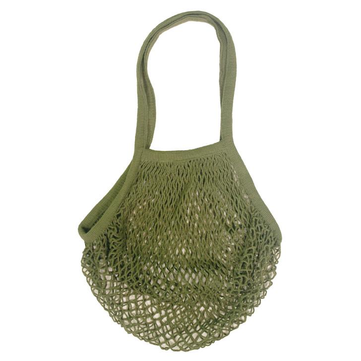 Market Bag - Moss Green