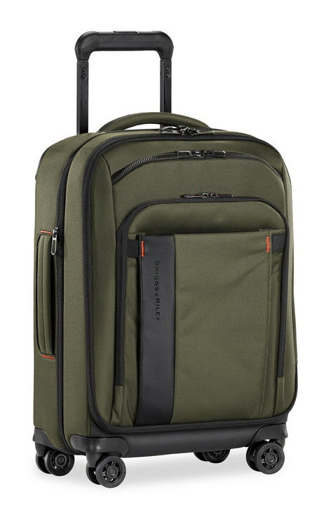 B&R 21 inch Carry-on Expandable Spinner - Hunter