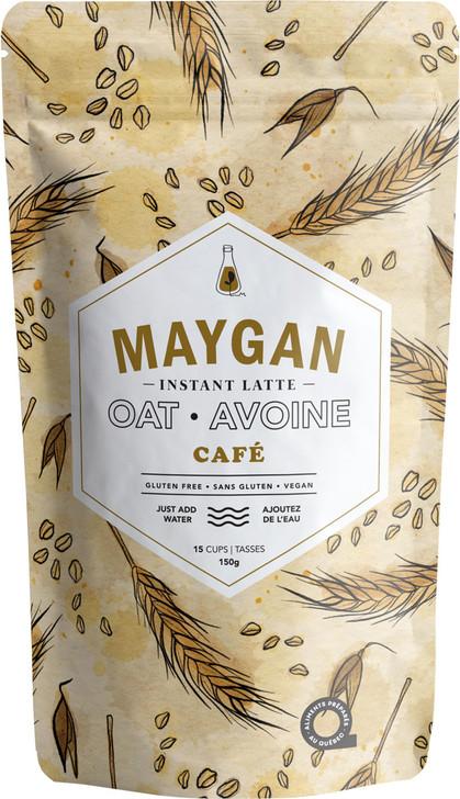Organic Oat Powder - Café