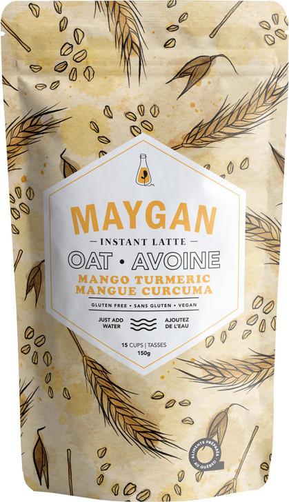Organic Oat Powder - Turmeric Mango