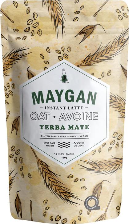 Organic Oat Powder - Yerba Mate