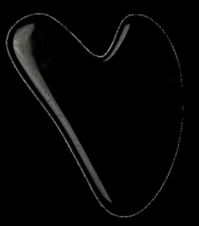 Black Obsidian Gua Sha