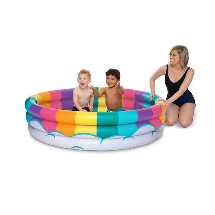 Big Mouth Inc - Rainbow Kiddie Pool