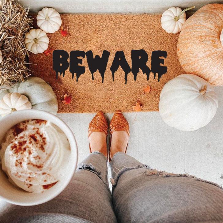 Beware Doormat