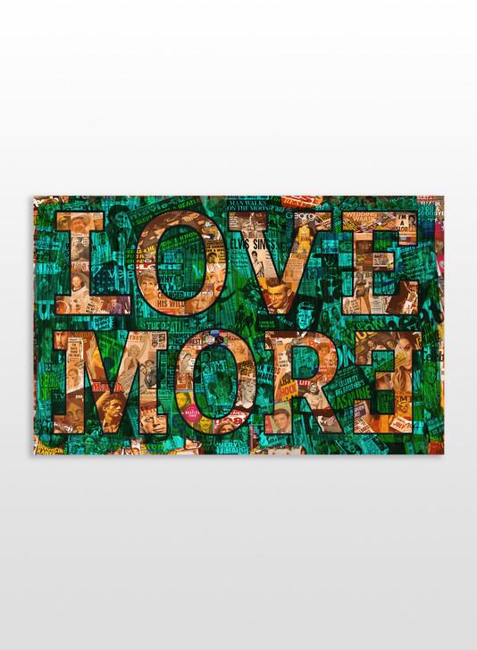 Love More! - Green