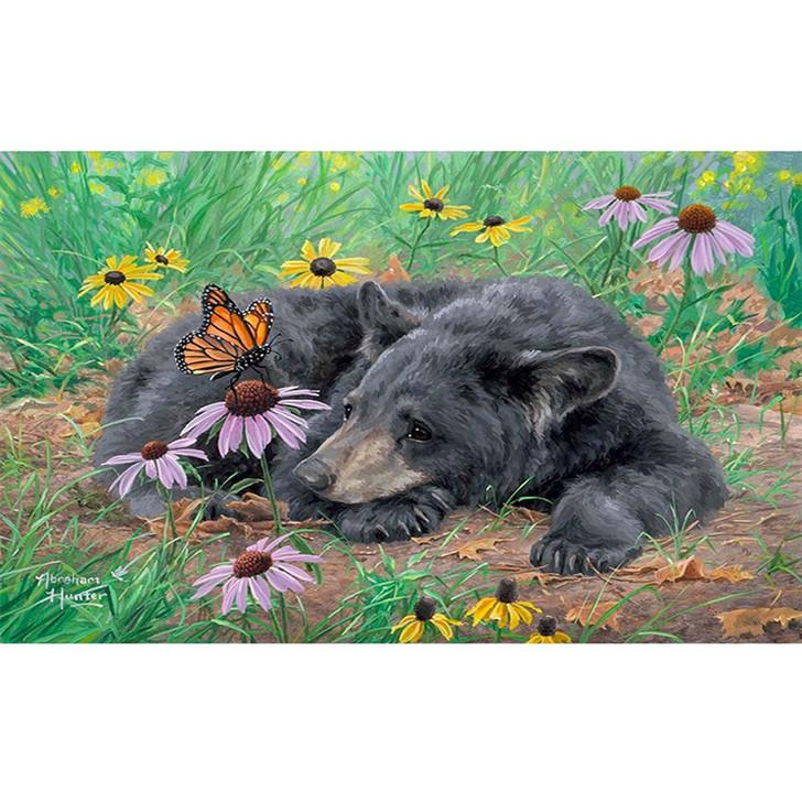 Paint By Diamond Set - Lazy Day Cub