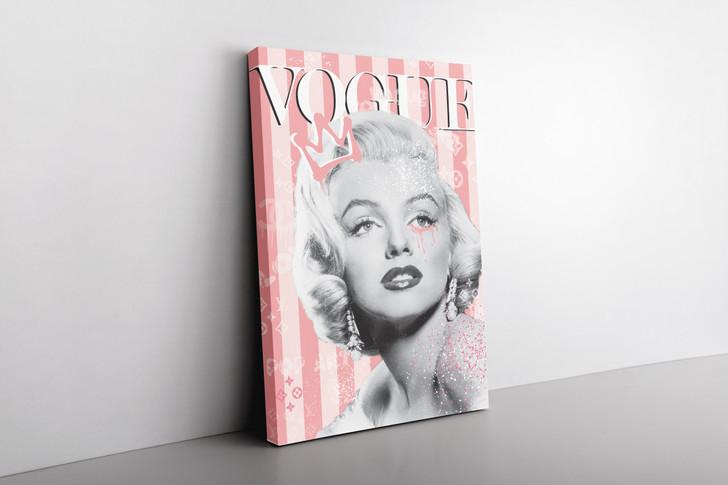 Vogue Monroe - Home Decor Art