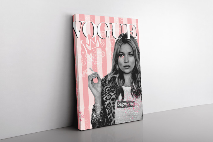 Vogue Moss - Home Decor Art