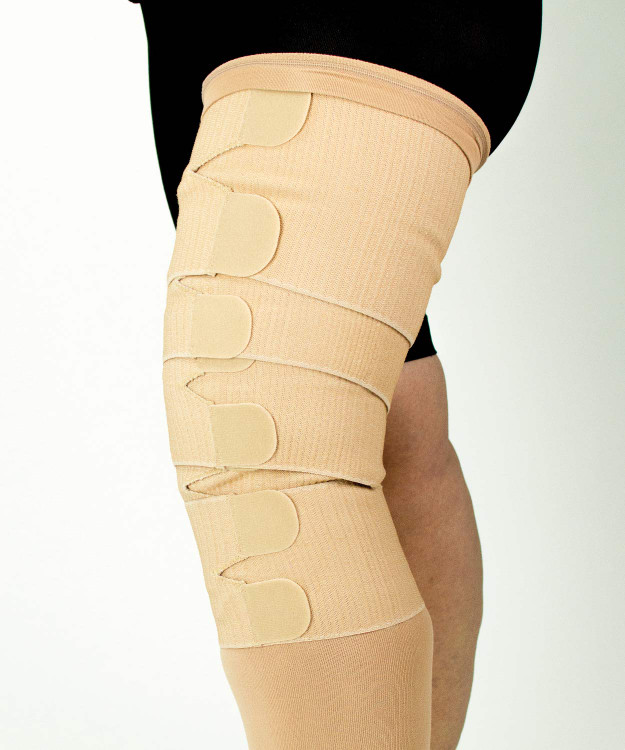 easywrap® THIGH with Knee