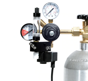 GLA PRO-1 AQUARIUM CO2 REGULATOR
