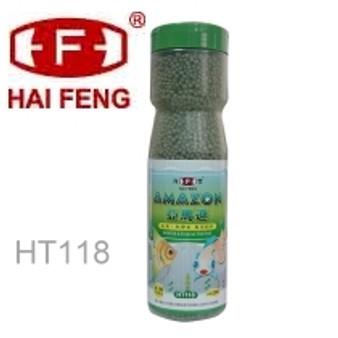 Hai Feng Amazon Goldfish & Tropical Fish Food - 220g