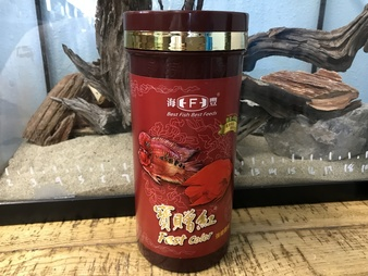 Hai Feng Fast Color Blood Parrot Food 580g