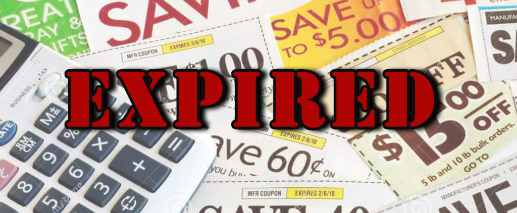 Tips & Tricks for Making the Most of Expired Coupons