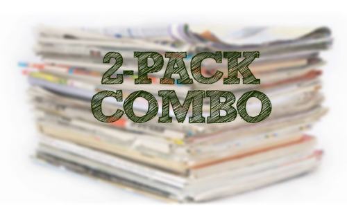 02/28/21 - (2) Pack Combo - SS, SAVE, PG (No Tide)
