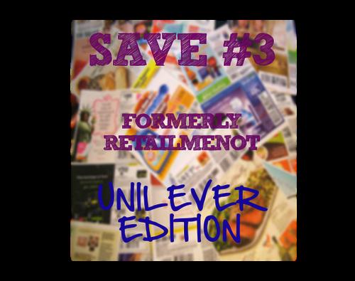 05/02/21 Save #3 (Unilever Edition)