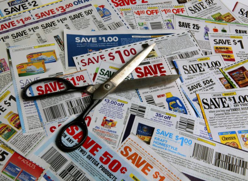 coupons newspaper schedule
