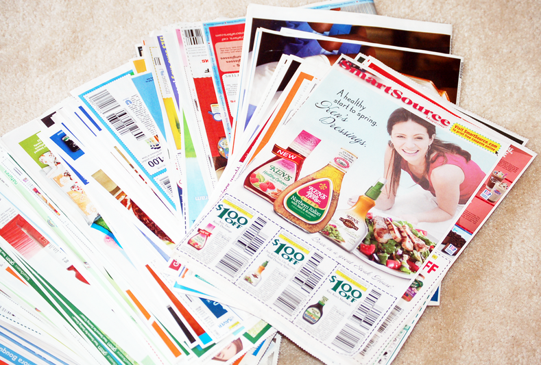 Manufacturer Grocery Coupons: Kick Your Coupon Savings Up a Level
