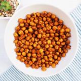 Chili Tajin Roasted Chickpeas - Healthy Snack