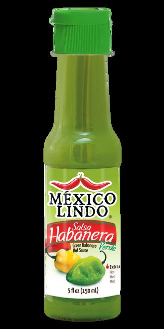 Habanero Verde Salsa Sauce