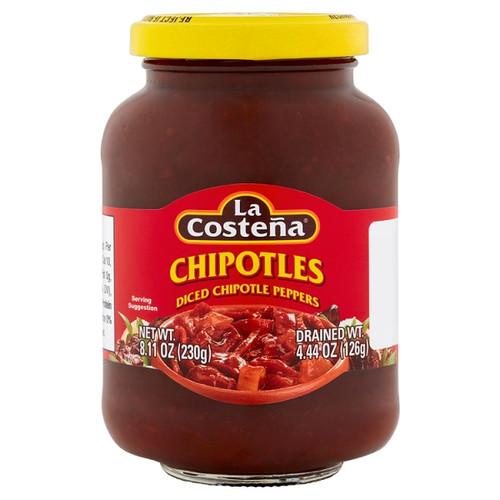 Chipotle Sauce La Costeña