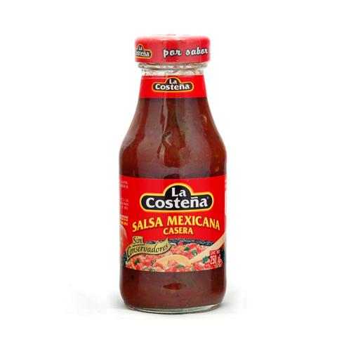 Mexican Salsa Casera