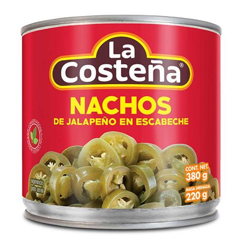 Mexican Jalapenos Nachos La Costeña