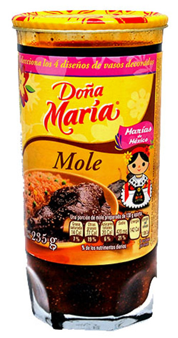 Traditional Mole Sauce