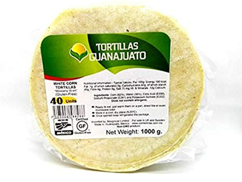 Tortillas de Maiz Guanajuato