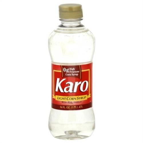 Corn syrup Karo