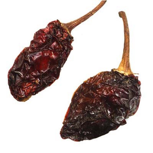 Chipotle Chillies Whole and Dried - 50 Grams