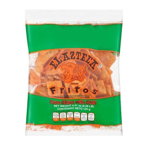 Fritos with Chili El Azteca 125gr