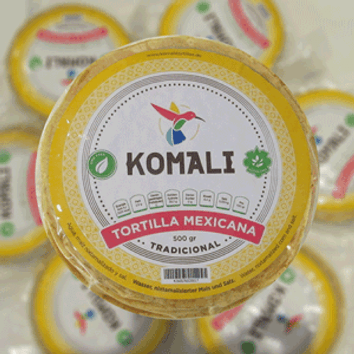 Komali Corn Tortillas