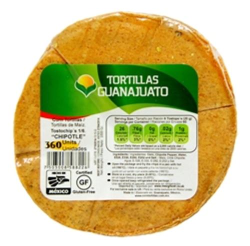 Pre Cut Tortilla Chips