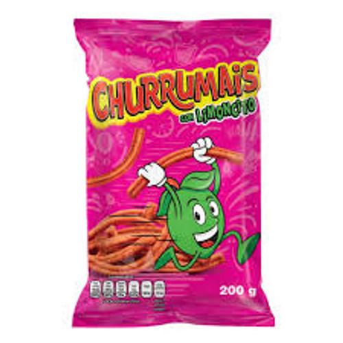 Churrumais con Limoncito Corn Snacks 55gr