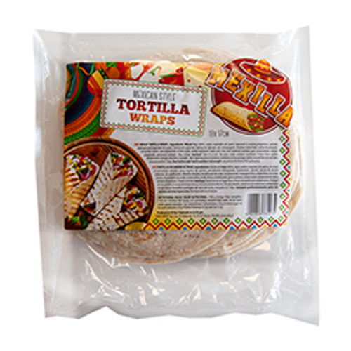 Plain Tortillas