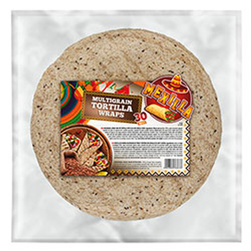 Wholegrain tortillas