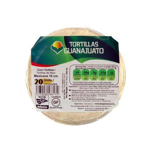 Corn Tortilla 10cm