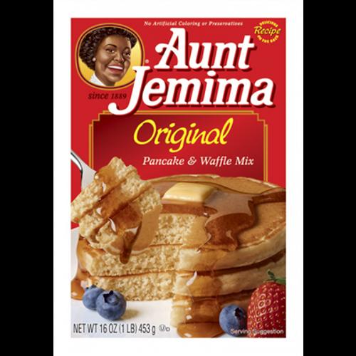 Aunt Jemina Hot Cakes small